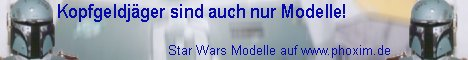 &Uuml;ber 150 Star Wars &amp; Sci-Fi Modelle von Modellbauern aus ganz Deutschland.